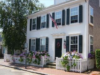 Restored Antique Captain's House on Orange Street - Nantucket vacation rentals