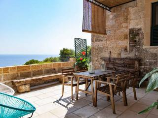 Cozy 3 bedroom Villa in Tricase Porto with Balcony - Tricase Porto vacation rentals