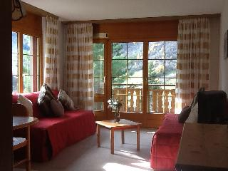 Romantic 1 bedroom Leukerbad Apartment with Internet Access - Leukerbad vacation rentals