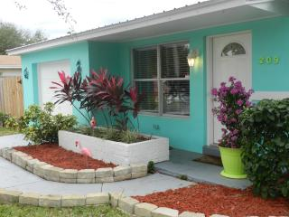 Sea Side Cottage, Key West Style Fully Furnished - Satellite Beach vacation rentals