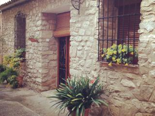 Village cottage in a picturesque valley with views - Vall de Gallinera vacation rentals