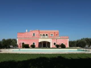 Puglia Salento Villa Pardonise Castro Diso - Lecce vacation rentals