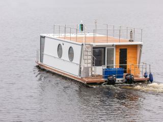 Houseboat Finland: Houseboat DeLuxe 42 m2 / 8 - Aanekoski vacation rentals