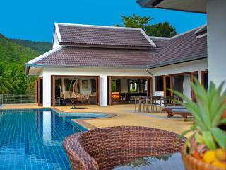 Villa E Luxury villa 4 rooms private swimming pool - Taling Ngam vacation rentals
