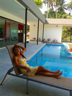 Design  villa     3 bed  private  pool - Lamai Beach vacation rentals
