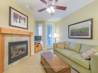 BASE of Winter Park! NEWER 1 bedroom, sleeps 4! Modern full kitchen! - Winter Park vacation rentals
