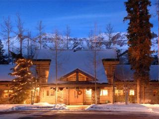 Spacious House with Hot Tub and Fireplace - Telluride vacation rentals