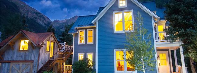 SPRUCE HOUSE - Image 1 - Telluride - rentals