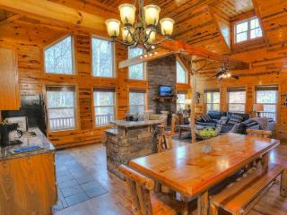 Gorgeous 4 bedroom Cabin in Helen - Helen vacation rentals