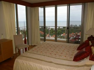 Beachfront Duplex Penthouse Seaview Condo - Hua Hin vacation rentals