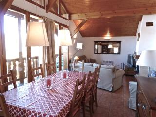 Vallandry 15 - Charming 3 bed chalet sleeping 8 people with stunning views - Vallandry vacation rentals
