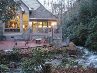 Wayah Creek Paradise - Franklin vacation rentals