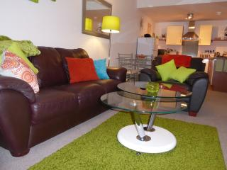 Chester Canalside City Centre Apartment - Chester vacation rentals