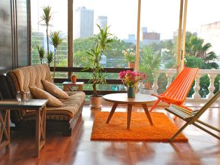 East sky view 6 pax - Mexico City vacation rentals