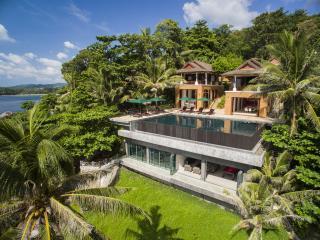 Luxury 8BR Oceanfront Villa in Kata Beach, Phuket - Kata vacation rentals
