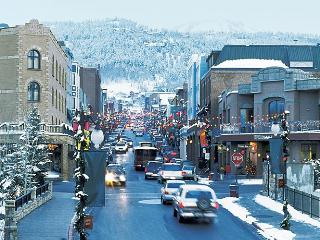 Park Hotel in the heart of Historic Main Street - Park City vacation rentals
