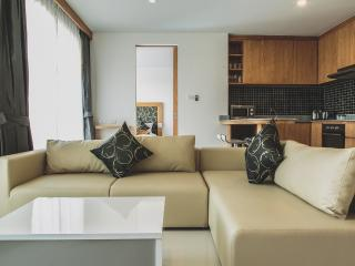 2 BEDROOM MODERN CONDO - GYM & LARGE POOL! - Rawai vacation rentals