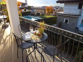 Villa Aurora with Depandance and pool - Colico vacation rentals