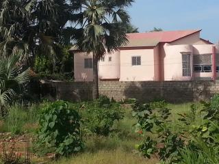 Double Room@Senegambia VIP SponsorGuesthouse - Kerr Serign vacation rentals