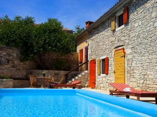 Old charm at traditional stone house Florinda - Svetvincenat vacation rentals