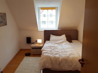 ruhige 2 Zimmer Dachwohnung zentrumsnah - Freising vacation rentals