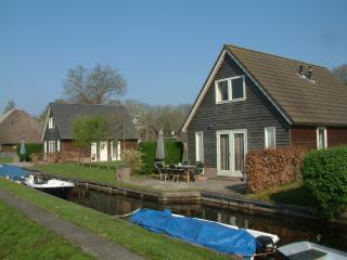 Vakantiehuis De Sloothaak in het centrum Giethoorn - Giethoorn vacation rentals