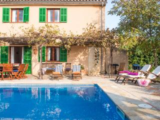 Charming village house with winter garden and pool - Petra vacation rentals