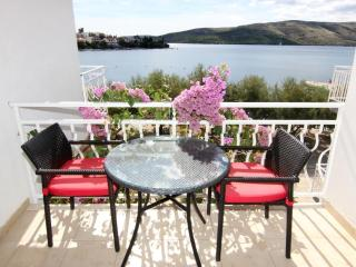 Beachfront budget apartment - Trogir vacation rentals