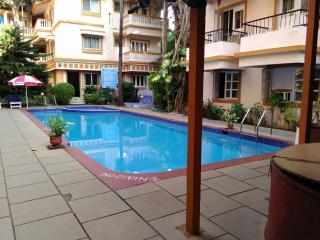 Studio Apartment in Candolim for Immediate Rent - Candolim vacation rentals