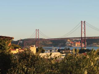 Bright apartment with terrace overlooking Tagus - Lisbon vacation rentals