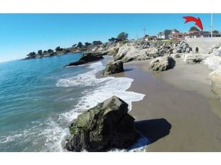 Oceanfront 2-story Artist Cottage - Santa Cruz vacation rentals