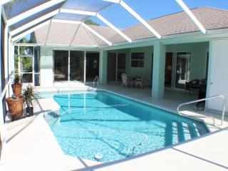Gulf Access Pool Home with 3 King size beds - Cape Coral vacation rentals