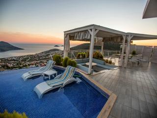 Luxury 4 Bedroom Villa with Pool & Sea Views - Kalkan vacation rentals