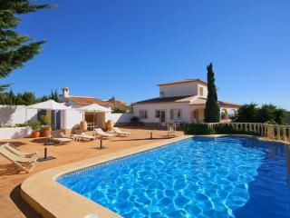 Villa Cumbre -  High quality villa with private pool. - Benitachell vacation rentals