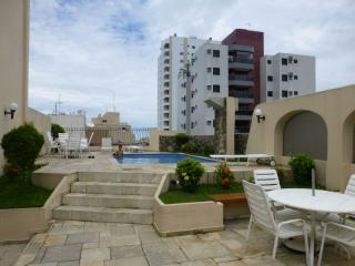4 bedroom Apartment with A/C in Guaruja - Guaruja vacation rentals