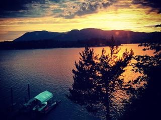 Couples Waterfront Retreat with Amazing Sunsets! - Port Alberni vacation rentals