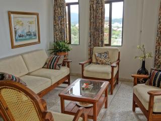 Playa Rodadero Beach Front Living with AC! - Santa Marta District vacation rentals