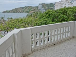 Playa Rodadero Beach Front Living with AC! - Santa Marta District vacation rentals
