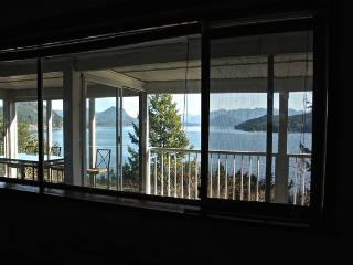 Spectacular Views From High Bank Waterfront Home - Gibsons vacation rentals