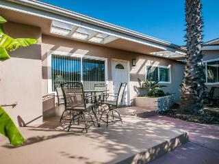 Pacific beach rental - steps from the ocean and only 20 minutes to downtown - San Diego vacation rentals