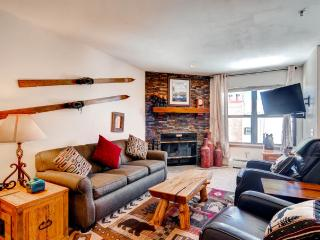 River Mt. Lodge*ski-in*hot tubs*heated pool*wifi - Breckenridge vacation rentals