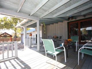 Perfect 4 bedroom House in Fredericksburg with Deck - Fredericksburg vacation rentals