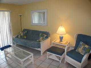 Ocean Front, 1 Bedroom Studio Condo, WIFI - Saint Augustine vacation rentals