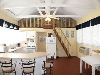 Two bedroom, 1 Bath, Flat Screen TV, Steps to Beach and Pet Friendly - Saint Augustine vacation rentals