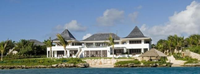 LE BLEU VILLA -  Little Harbour, Anguilla - Image 1 - Anguilla - rentals