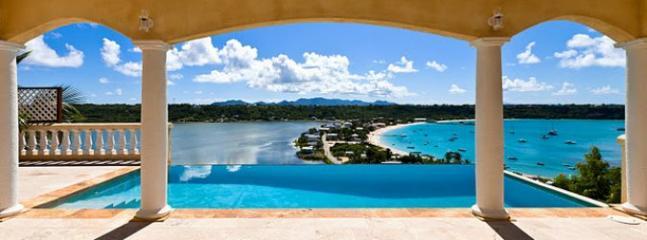 SPYGLASS HILL VILLA - North Hill, Anguilla - Image 1 - Anguilla - rentals