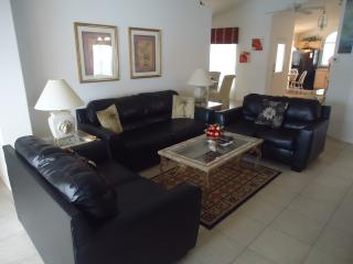 Home with Large Heated Pool/Spa,Safety Gate,BBQ - Kissimmee vacation rentals