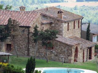 Independent house in Sarteano, Val d Orcia, Tuscany, Italy - Sarteano vacation rentals