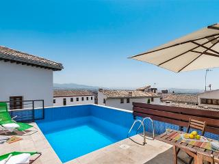 Alminar Penthouse, luxury property. Private pool - Province of Granada vacation rentals