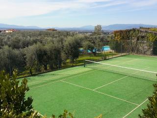Villa Brigidini - villa with tennis court and pool - Lamporecchio vacation rentals